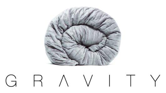 gravity, la couverture lestée anti-stress