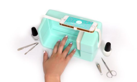 Nailbot imprimante nail art