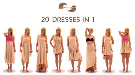 omnia robe 20 tenues