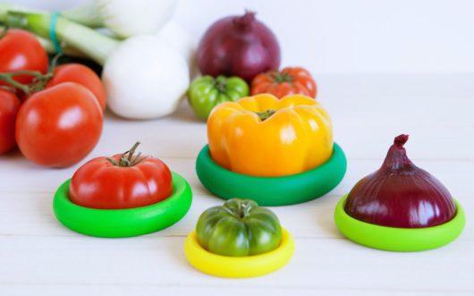 Food Huggers, pour conserver tes fruits et légumes