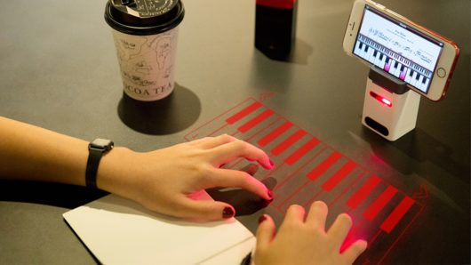 Serafim clavier laser